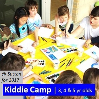 Kiddie Camp (New!)
